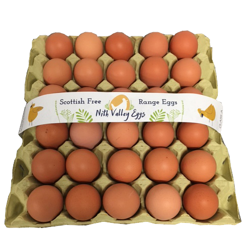 Zero Waste with Nith Valley Free Range Eggs