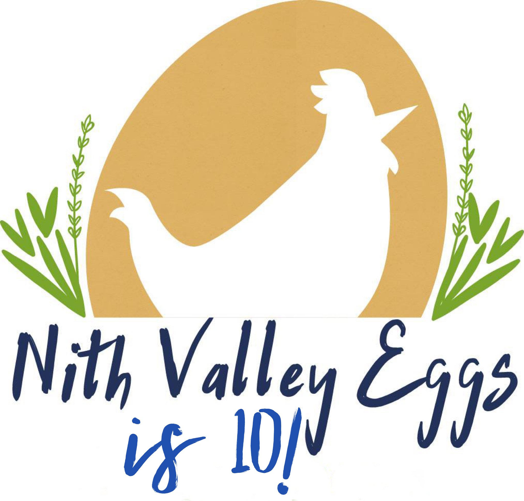 Nith Valley Eggs is 10!