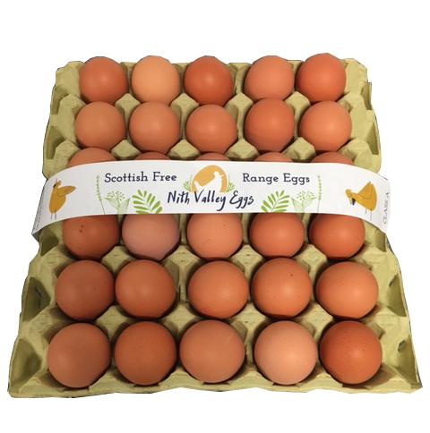 Zero Waste with Nith Valley Free Range Eggs